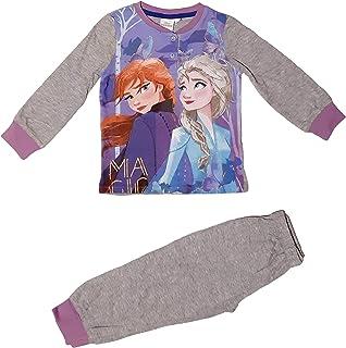 Pijama Frozen 7098.100 Jersey niña manga larga