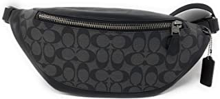 Belt Bag Black Signature
