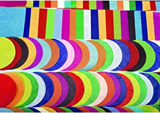 Colorations TCIR Tissue Paper Circles, 4