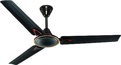 Seion Ceiling Fan Amaze Deco 1200 MM (Black)