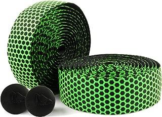 MARQUE Hex Bicycle Handlebar Tape - Road Bike Handle bar Tape 2PCS per Set