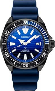 Prospex SRPD09 Special Edition Blue Silicone Automatic Divers Watch