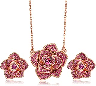Best necklace with earrings Reviews