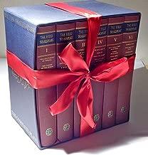 Complete Plays (Folio shakespeare) 6 Volume Set