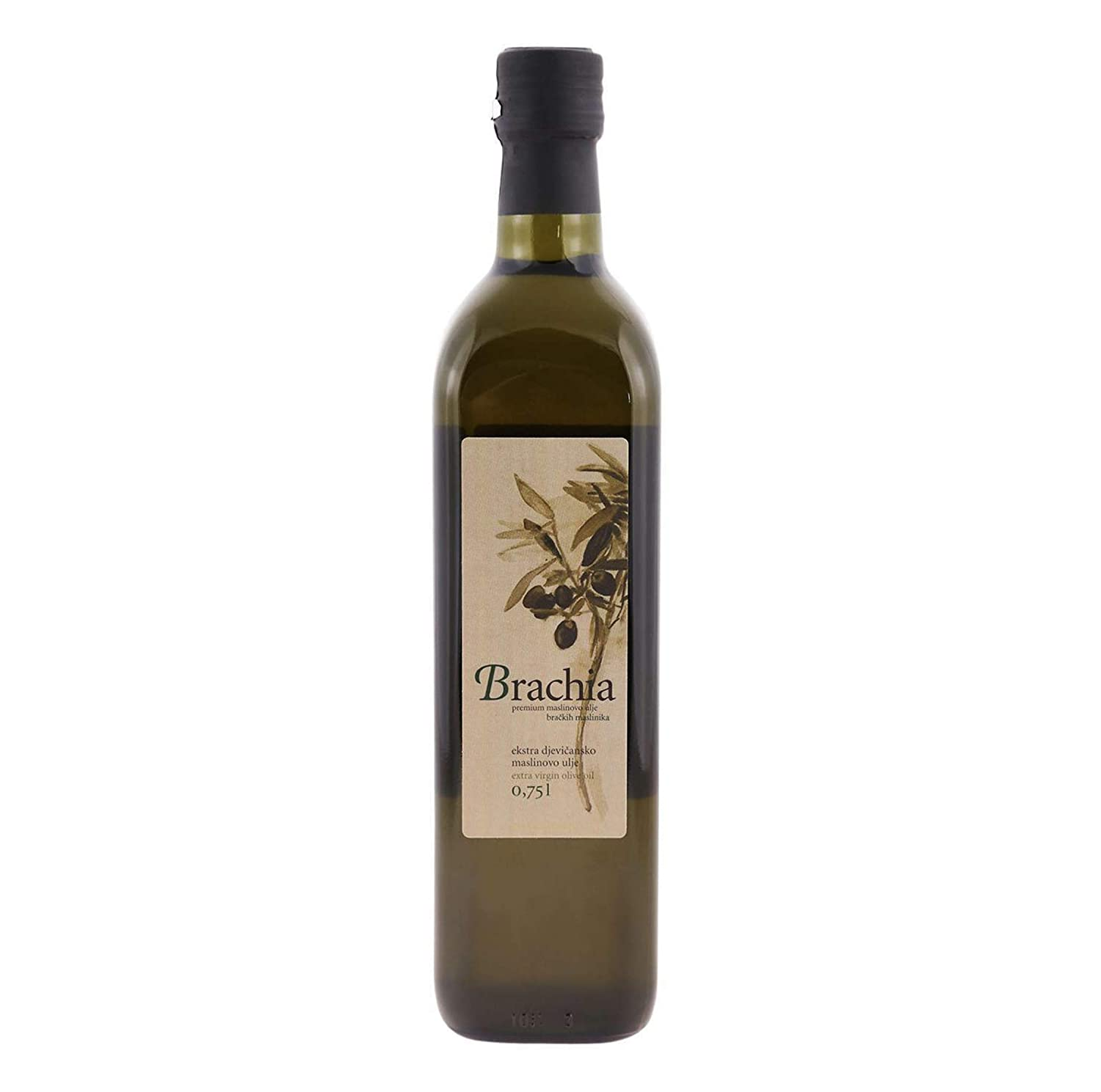 Croatia Extra Virgin In a popularity Olive Oil from of Island Mild and Brač Reservation