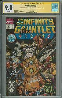 infinity gauntlet 1 cgc