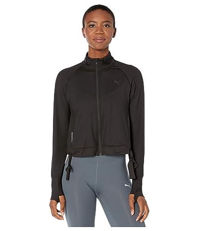 PUMA Studio Adjustable Jacket (PUMA Black) Women