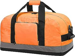 Shugon Seattle Workwear Hi-Vis Holdall/Duffle Bag - 50 Litres (Pack of 2)