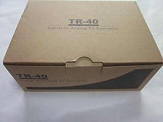 TR-40CRA Digital-to-Analog TV Converter