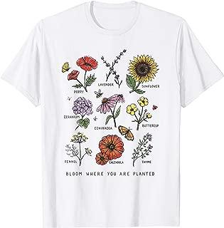 Best wildflower t shirt Reviews