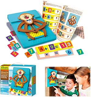 4M 404674 Mathematics & Counting Educational Toys 4 Years & Above,Multi color