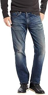 Levi's Mens 505 Regular Fit-Jeans