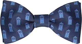 Mrs Bow Tie, Dr Who Police Box Bow Ties