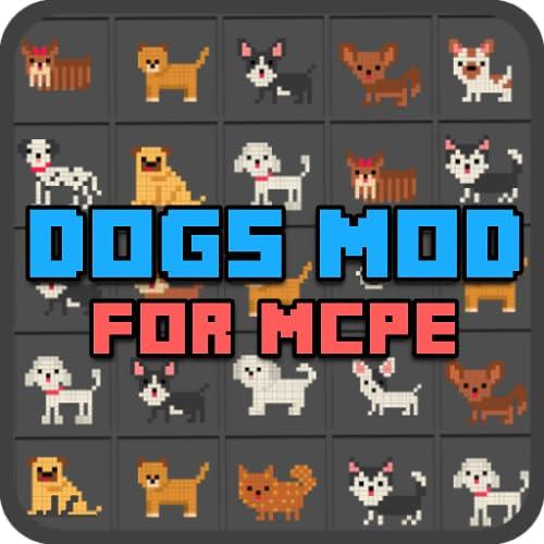 Dog Mod for MCPE