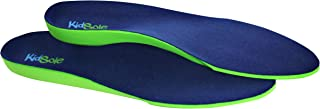 Neon Fix SPORT Premium Grade Orthotic Insole Revolutionary Lightweight Soft & Sturdy Orthotic Active Children With Flat Feet Who Need Arch Support ((25 CM) US Kids Shoe SIzes 6-7)