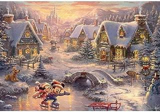 Ceaco : Thomas Kindle Disney Mickey and Winnie Puzzle 2000 pcs
