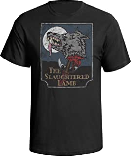 The Slaughtered Lamb Mens Movie Inspired t Shirt [Apparel]