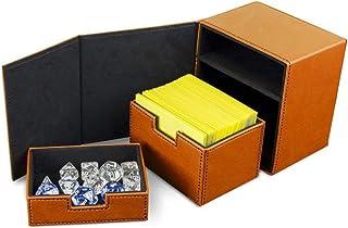 BCW Deck Vault LX 100 Deck Case - Orange