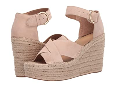Marc Fisher LTD Amari (Light Natural Suede) Women