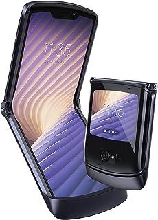 """Motorola razr 5G Dual-SIM smartfon (wyświetlacz 6,2"""" HD pOLED/zewnętrzny wyświetlacz 2,7 gOLED, aparat 48 MP Quad-Pixel, 2..."""
