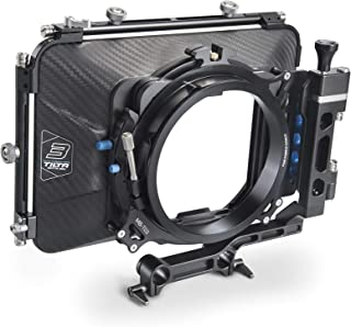 TILTA MB-T03 4×4 Carbon Fiber Matte Box MB-T03,4×4 Carbon Fiber Matte Box for 15mm Rod Support Rig DSLR HDV 5D3 D800 C300 BMCC