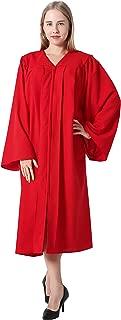 Ivyrobes Unisex Adults Matte Choir Robes