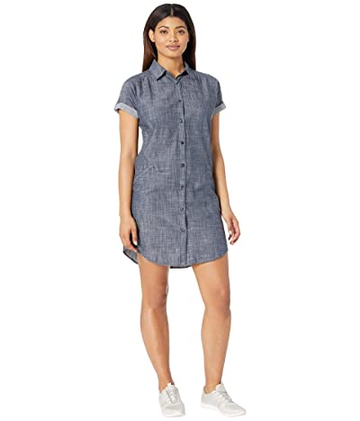 The North Face Sky Valley Dress (Urban Navy Chambray) Women