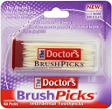 The Doctor's Toothpicks Soft Touch 60 ea
