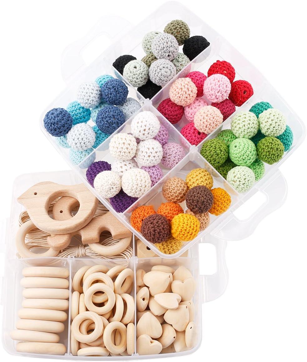 2 Set Finally popular brand DIY Accessories Nursing Freedom Croche Charlotte Mall Package Combination