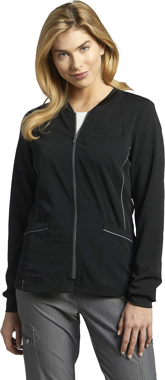 White Cross Free shipping Popular product V.Tess Women's Jacket Zip 953 Front