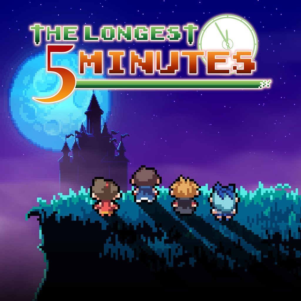New product type The Sale Special Price Longest Five Minutes - Code Digital Vita PS