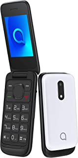 "Alcatel 2053D - Teléfono Móvil Dual SIM de 2.4"" (2"