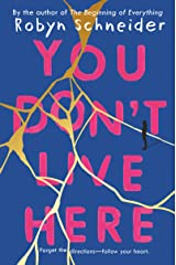 You Don't Live Here Paperback
