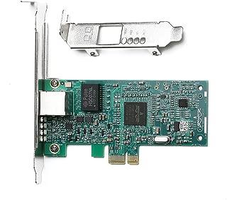 ULANSeN Broadcom NetXtreme 10/100/1000Mbps Gigabit Desktop PCI-E Network Card - BCM5751 NIC