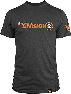 The Division 2 Men's TCD2 Logo Gaming T-Shirt