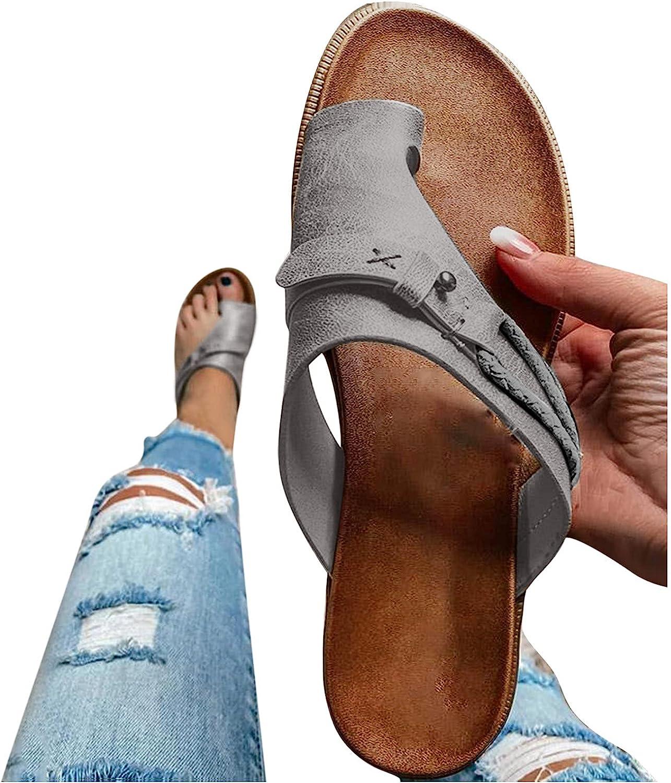 UOCUFY Sandals for Women Dressy Summer,Women's 2021 Platform Cas