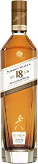 Johnnie Walker 18 Years Old The Pursuit of Ultimate Whisky, Blend mit Geschenkverpackung 1 x 0.7 l