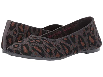 SKECHERS Cleo Claw-Some (Charcoal) Women