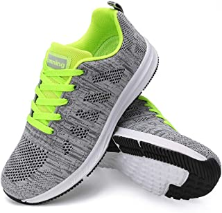 Walking Shoes for Women Lace Up Casual Comfort Non Slip...