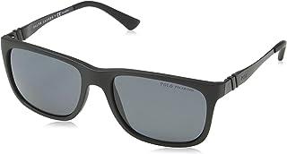 Men's Ph4088 Rectangular Sunglasses