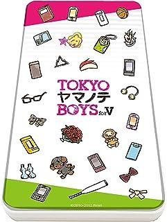 TOKYOヤマノテBOYS for V 01 モチーフちりばめ(グラフアートデザイン) キャラチャージN