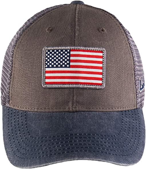 USA Flag Clover/Grey/Navy