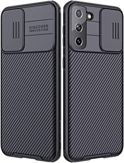Nillkin for Samsung Galaxy S21 Plus Case, CamShield Pro Case with Slide Camera Protect Cover, S21+ Slim Protective Case fo...