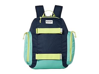 Burton Kids Metalhead 18L Backpack (Little Kids/Big Kids) (Dress Blue) Backpack Bags