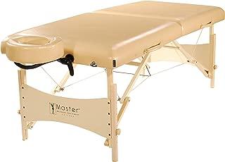 Master Massage Balboa Pro Portable Massage Table Package 30 Inch