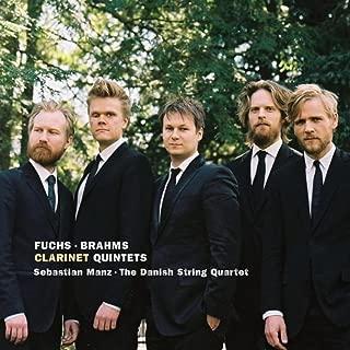 Fuchs & Brahms: Clarinet Quintets