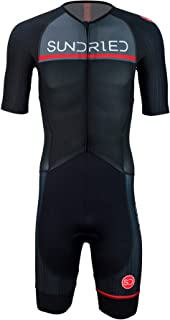 Sundried Men's Pro Short Sleeve Tri Suit