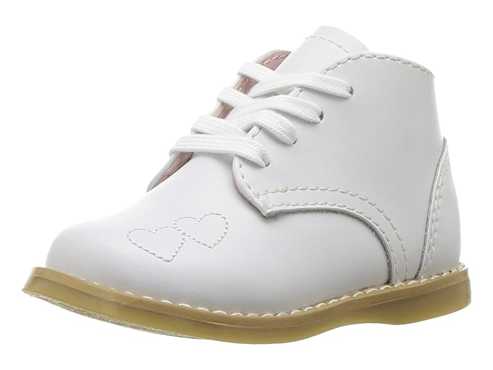 FootMates Tammy (Toddler/Little Kid) (White) Girls Shoes