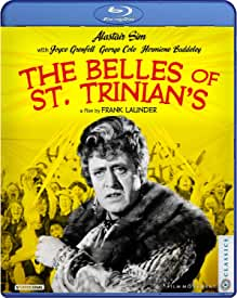 Alastair Sim Classic Comedy, THE BELLES OF ST. TRINIANS debuts on Blu-ray Feb. 23 from Film Movement