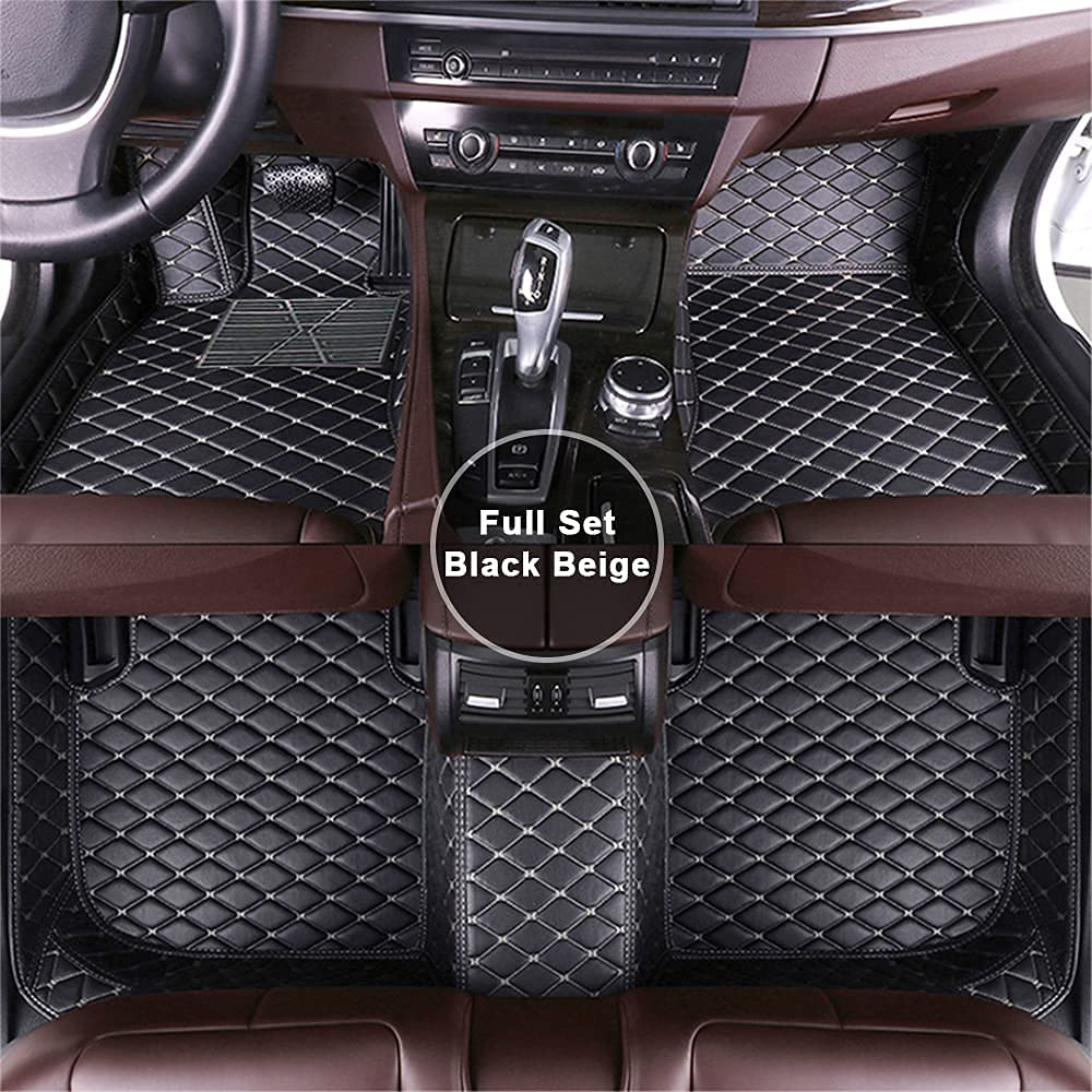 Dinuoda-US Max 63% OFF Car Floor Mats for OFFicial mail order Surro 2010-2014 Full Buick Cascada